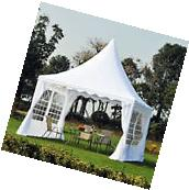 12x12FT Outdoor Party Tent Canopy Pagoda Patio Wedding Event