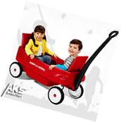 Pathfinder Wagon Kids Toddler Red Ride Toy Safe Comfortable