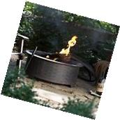 Patio Fire Pit Outdoor Fireplace Backyard Deck Wood Burning