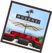 7pc Outdoor Patio Furniture Sectional Rattan Wicker Sofa