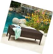 Set of 2 Outdoor Patio Furniture All-weather PE Wicker