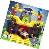 PAW Patrol Jungle Rescue Monkey Temple Playset with Tracker