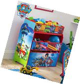 PAW Patrol Kids Toy Organizer Bin Children's Storage Box