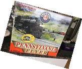 Lionel Pennsylvania Flyer O Gauge Train Set  New In BOX