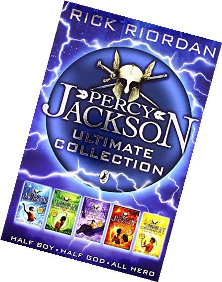Percy Jackson Collection, - The Lightning Thief, the Last