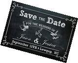 Personalized Wedding Invitation Set