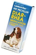 Lambert Kay Pet Pectillin Diarrhea Medication for Dogs Cats
