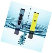 Digital Ph Meter + TDS Tester Aquarium Pool Hydroponic Water