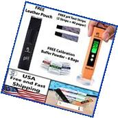 Digital pH Meter Tester Kit Pen Test For Water Quality Food
