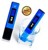 Digital pH Meter for Water - High Accuracy Tester Ideal For