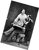 New 5x7 Photo: Prince Albert and Queen Victoria, Monarch of