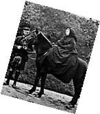 New 8x10 Photo: Queen Victoria with her Servant John Brown