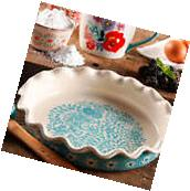 "The Pioneer Woman Pie Dish 9"" Baking kitchen Plate Flea"