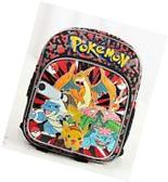 "Pokemon Pikachu Small Backpack 10"" Small Mini Backpack Boys"