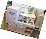Pottery Barn Kids Pink All In One Retro Play Pretend Kitchen