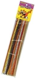 Pipe Cleaners Assorted Striped 12 Inch 25/Pk