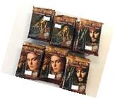 Pirates of the Caribbean Pocketmodel Game Sealed New Booster
