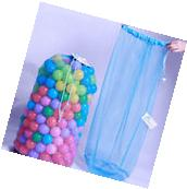 1pc Kids Pit Balls Storage Net Bag Toys Organizer for 200