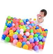 "1.57"" 400pcs Quality Baby Kid Pit Toy Swim Fun Colorful Soft"