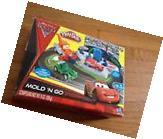 Disney Pixar Cars 2 Play-Doh Mold 'N Go Speedway New 2010