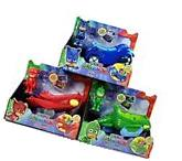 Disney PJ Masks 3 Mobile Vehicles Bundle CAT CAR, OWL GLIDER