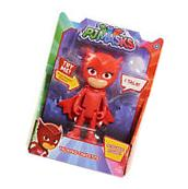 "PJ MASKS - TALKING RED OWLETTE Deluxe 6"" inch Poseable"