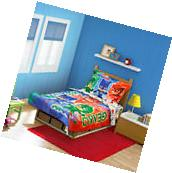 PJ Masks 4 Piece Toddler Bedding Set