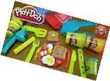 Play Doh Breakfast Time Set Small Playset Playdough Toys