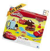 Play Doh Cars Toy Kids Creativity Mold Pretend Car Game For