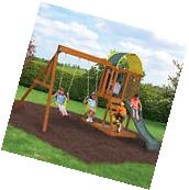 Cedar Summit Premium Play Sets Ainsley Ready to Assemble