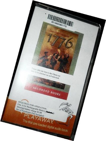 Playaway Audio-To-Go 1776