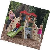 Step2 Kids Playset Slide Climber Playground Outdoor Backyard