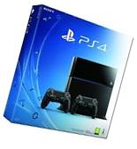 NEW Sony PlayStation 4 PS4 500GB Black Edition 2 Controllers