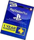 Sony-Playstation Plus 12 meses de membresía