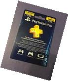 PlayStation Plus 3 Month Membership  *Fast Delivery* NEW