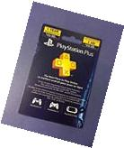 Sony PlayStation Plus 1 Year Membershp  *FAST Delivery* NEW