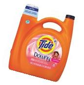 Tide Plus A Touch of Downy April Fresh Liquid Laundry