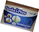 Soda Plus 8-Gram CO2 Chargers, 10-Pack