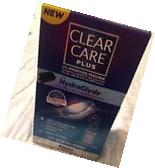 Clear Care Plus HydraGlyde Cleaning Solution, 3 oz - EXP 02/