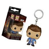 Funko Pocket Pop Keychain Supernatural Dean Collectible