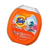 Tide Pods with Downy April Fresh 80 Count HE Turbo