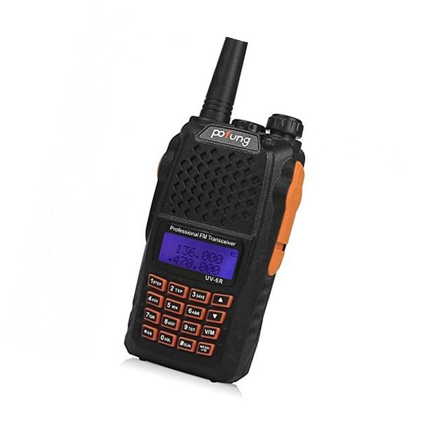 Baofeng Pofung 2015 UV-6R Dual-Band Two-Way Radio