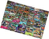 POKEMON TCG 50 Card Lot GUARANTEED MEGA EX + 1 NEW BOOSTER
