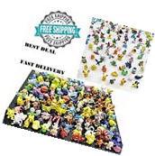 Pokemon Action Figures 1 Set Per Lots 144 Pcs Monster Toy