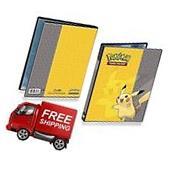 Pokemon Pikachu Binder Portfolio Pocket Album Card XY