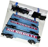 Lionel Polar Express set with #25 0-8-0 loco & three 10th