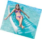 Pool Float Inflatable Lounge Floating Chair Raft Summer Lake