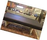 Pool Table Billiards Cover, Custom Made to Buyers Specs Cat