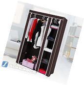 "Songmics 43"" Portable Clothes Closet Wardrobe Storage"