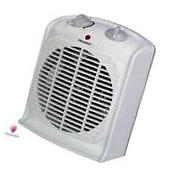 Portable Electric Fan Heater Space Room Heating Adjustable